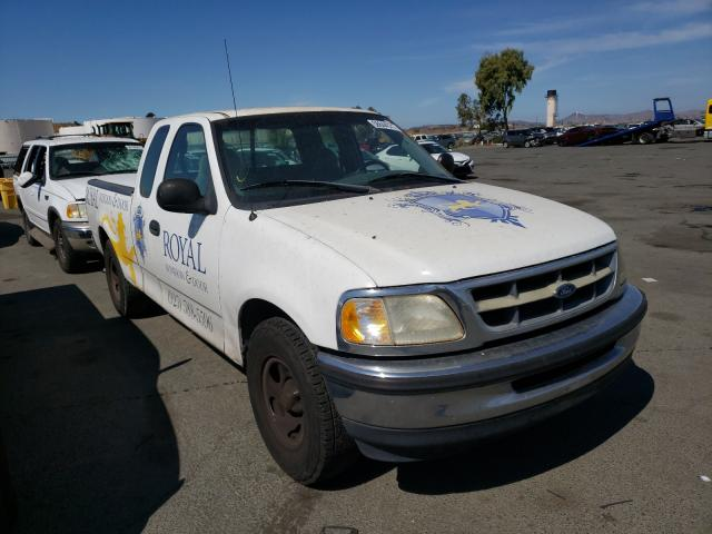 Ford F-150 salvage cars for sale: 1998 Ford F-150
