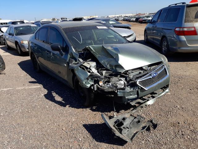 Subaru salvage cars for sale: 2016 Subaru Impreza