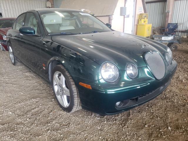 Jaguar salvage cars for sale: 2003 Jaguar S-TYPE R