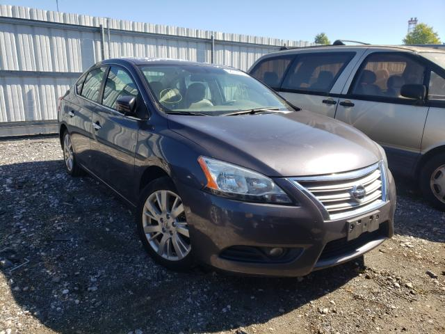 2013 Nissan Sentra S for sale in Finksburg, MD