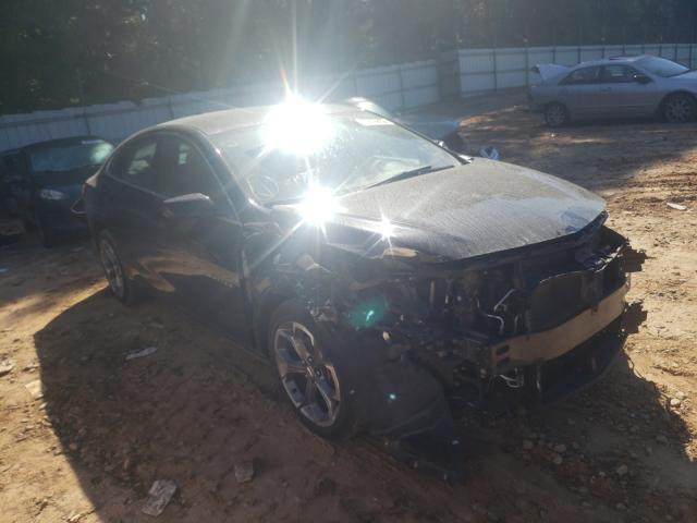 Salvage cars for sale from Copart Austell, GA: 2020 Chevrolet Malibu LT