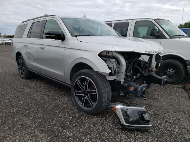 Salvage cars for sale from Copart Bowmanville, ON: 2019 Ford Expedition
