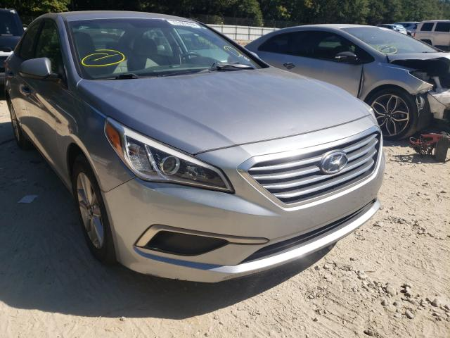 Salvage cars for sale from Copart Austell, GA: 2017 Hyundai Sonata SE