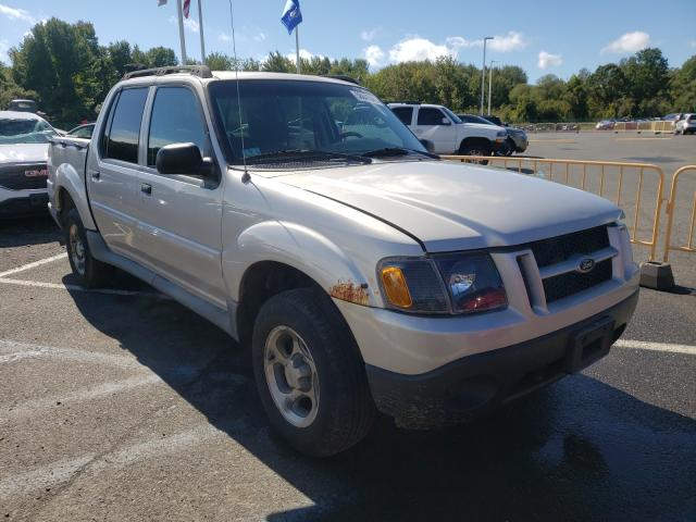 Salvage cars for sale from Copart East Granby, CT: 2004 Ford Explorer S
