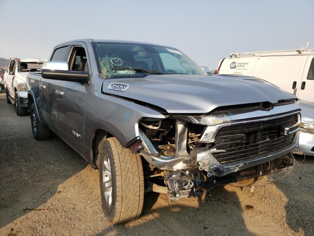 Salvage cars for sale from Copart San Martin, CA: 2020 Dodge 1500 Laram