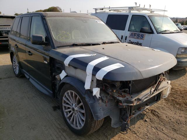 Salvage cars for sale from Copart San Martin, CA: 2013 Land Rover Range Rover