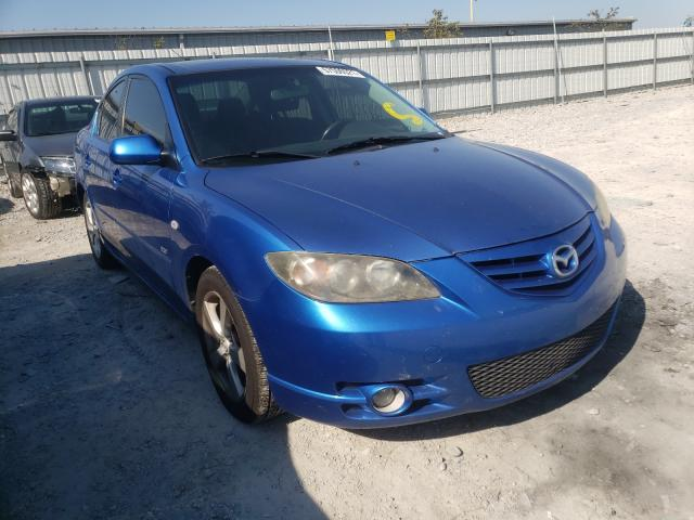 Salvage cars for sale from Copart Walton, KY: 2006 Mazda 3 S