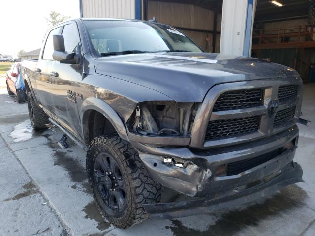 Salvage cars for sale from Copart Sikeston, MO: 2016 Dodge 2500 Laram