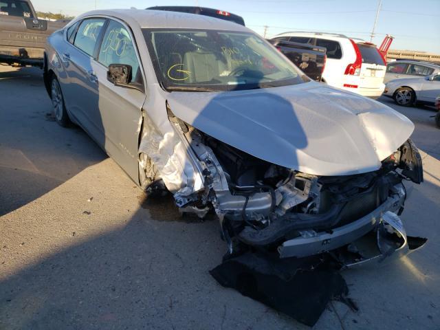 Chevrolet Impala LS salvage cars for sale: 2016 Chevrolet Impala LS