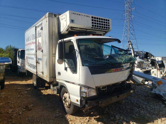 Salvage cars for sale from Copart China Grove, NC: 2007 GMC W4500 W450