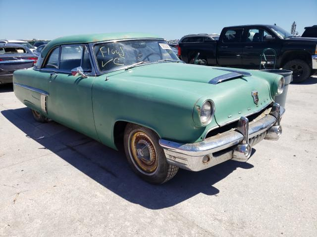 Mercury salvage cars for sale: 1952 Mercury UK