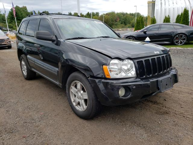 Salvage cars for sale from Copart East Granby, CT: 2005 Jeep Grand Cherokee
