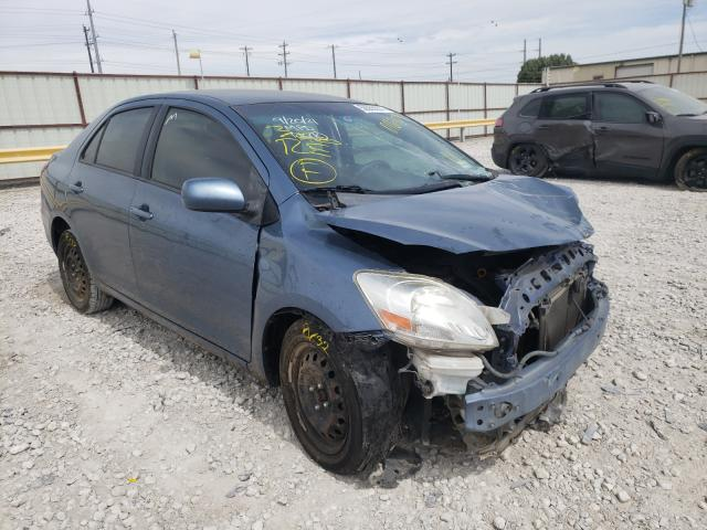 Salvage cars for sale from Copart Haslet, TX: 2012 Toyota Yaris