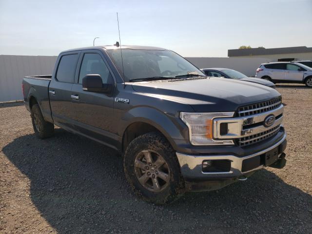 Vehiculos salvage en venta de Copart Bismarck, ND: 2020 Ford F150 Super