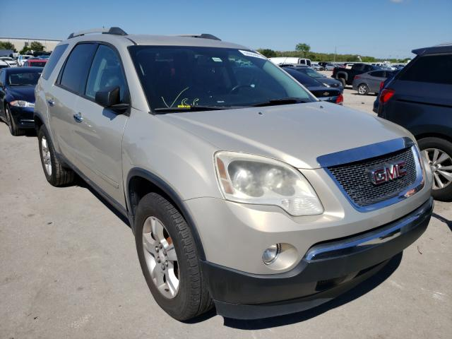 Salvage cars for sale from Copart Orlando, FL: 2012 GMC Acadia SLE