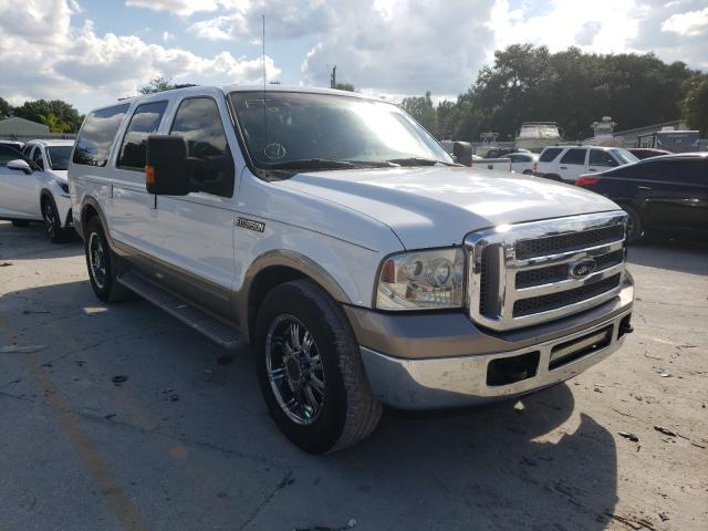Ford Excursion salvage cars for sale: 2005 Ford Excursion
