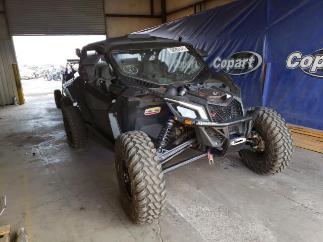 Can-Am salvage cars for sale: 2018 Can-Am Maverick X