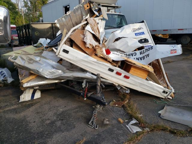Salvage cars for sale from Copart Marlboro, NY: 2009 Summ Trailer