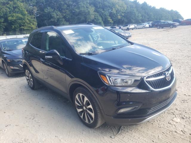 Salvage cars for sale from Copart Austell, GA: 2017 Buick Encore PRE