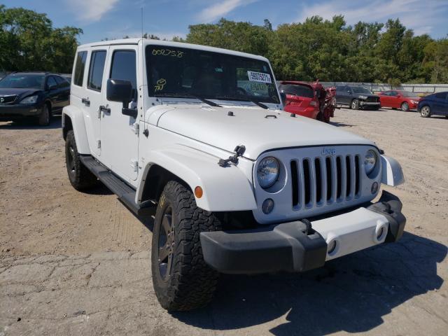 2016 Jeep Wrangler U for sale in Oklahoma City, OK