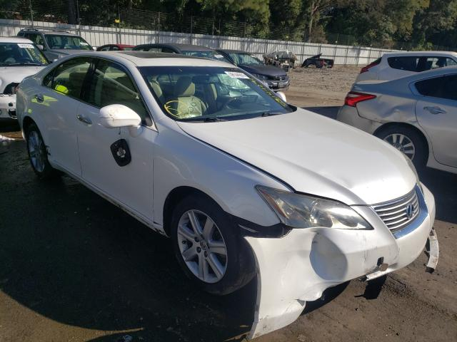 Salvage cars for sale from Copart Austell, GA: 2007 Lexus ES 350