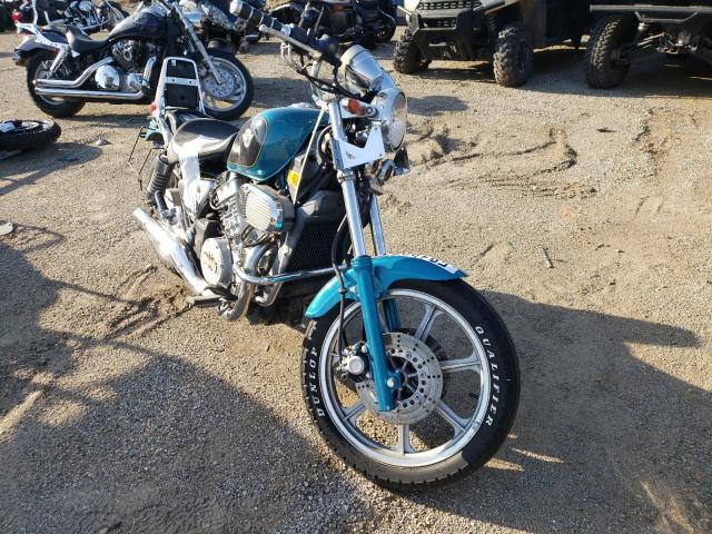 Salvage motorcycles for sale at Pekin, IL auction: 1994 Kawasaki VN750