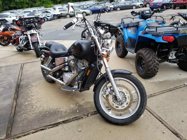 Salvage motorcycles for sale at Billerica, MA auction: 1993 Honda VT1100 C