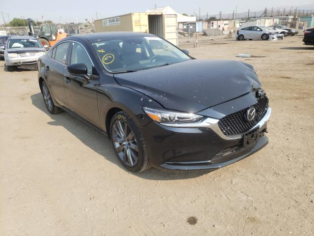 Salvage cars for sale from Copart San Martin, CA: 2021 Mazda 6 Touring