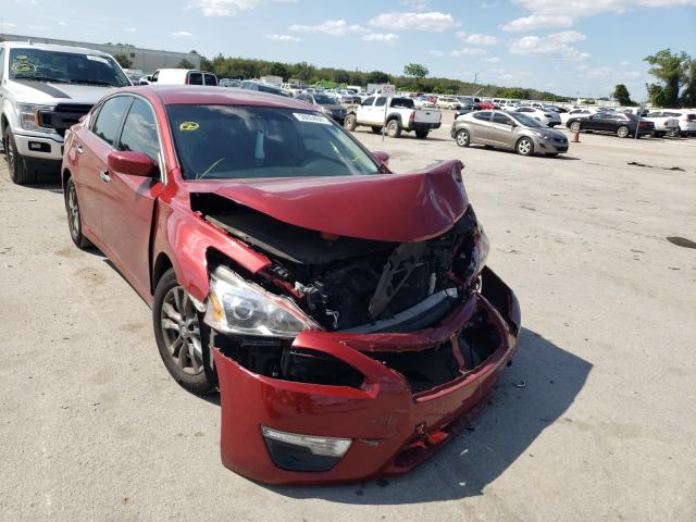 Salvage cars for sale from Copart Orlando, FL: 2015 Nissan Altima 2.5