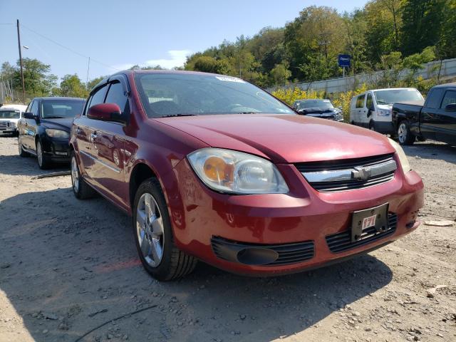 Salvage cars for sale from Copart West Mifflin, PA: 2007 Chevrolet Cobalt LTZ