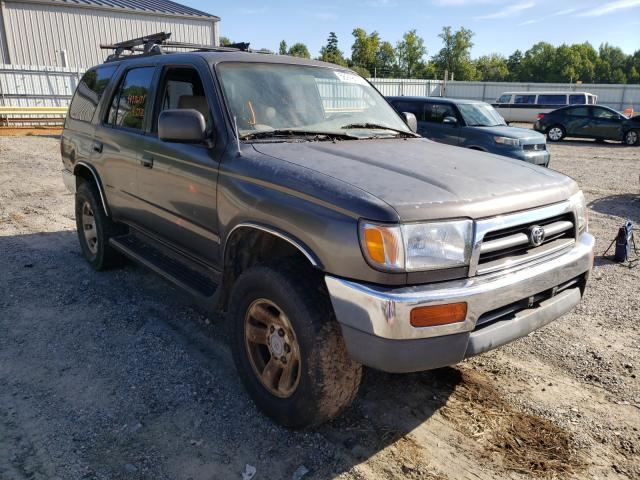 Salvage cars for sale from Copart Chatham, VA: 1996 Toyota 4runner SR