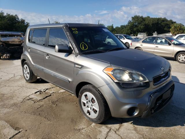 Salvage cars for sale from Copart Punta Gorda, FL: 2013 KIA Soul