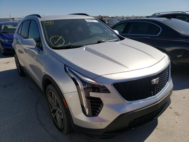 Cadillac Vehiculos salvage en venta: 2019 Cadillac XT4 Sport