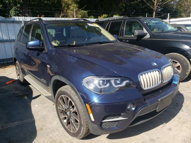 Salvage cars for sale from Copart Glassboro, NJ: 2011 BMW X5 XDRIVE3