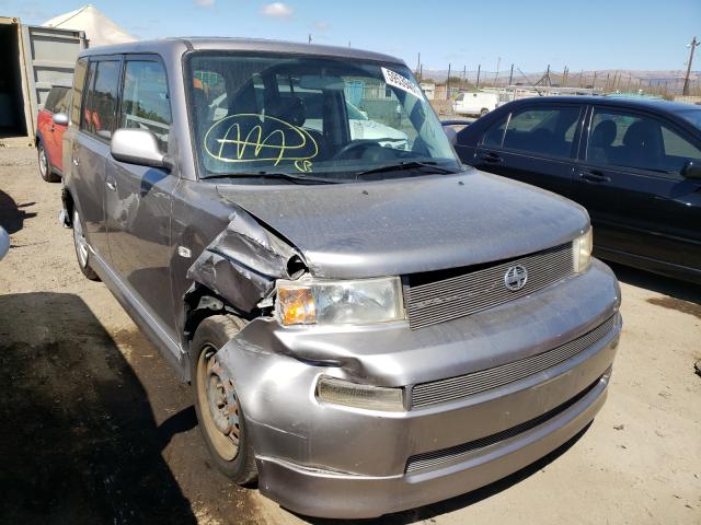 Salvage cars for sale from Copart San Martin, CA: 2005 Scion XB