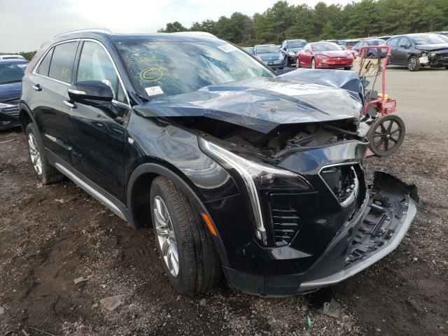 Cadillac Vehiculos salvage en venta: 2021 Cadillac XT4 Premium