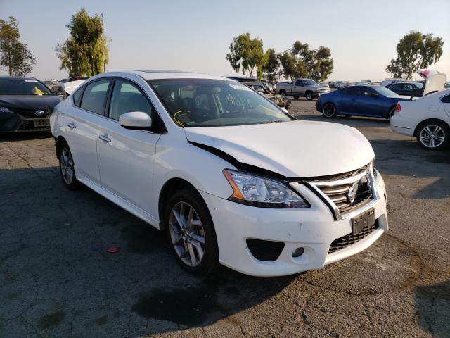 Vehiculos salvage en venta de Copart Martinez, CA: 2014 Nissan Sentra S