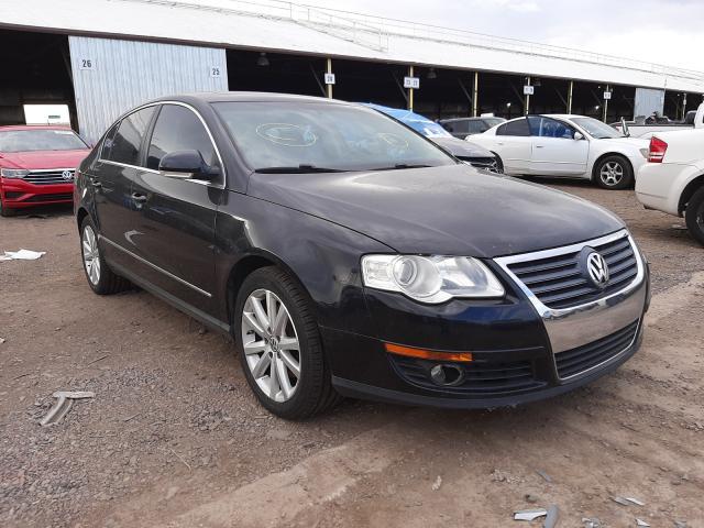 Salvage cars for sale from Copart Phoenix, AZ: 2010 Volkswagen Passat KOM