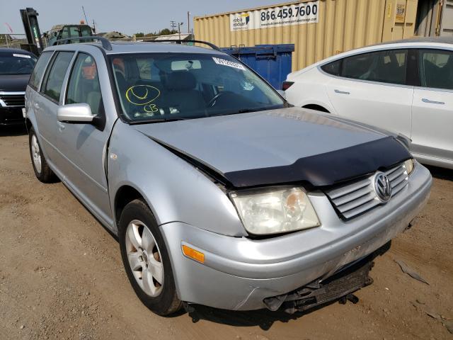 Salvage cars for sale from Copart San Martin, CA: 2003 Volkswagen Jetta GLS