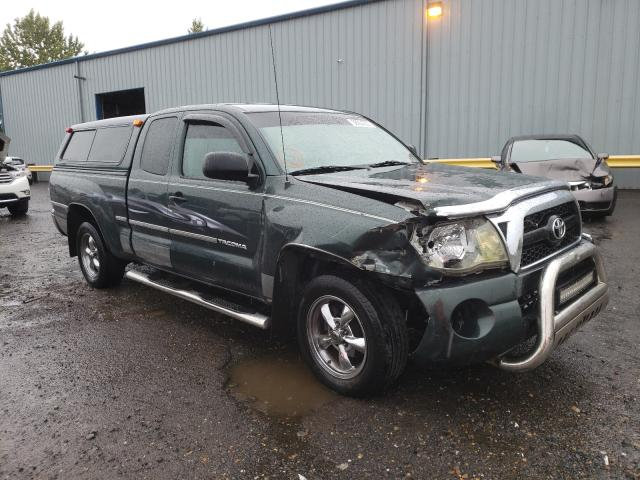 Salvage cars for sale from Copart Portland, OR: 2011 Toyota Tacoma ACC