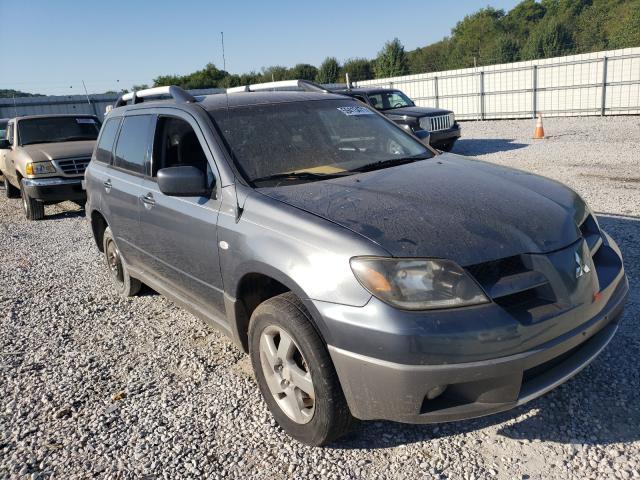 Mitsubishi salvage cars for sale: 2003 Mitsubishi Outlander