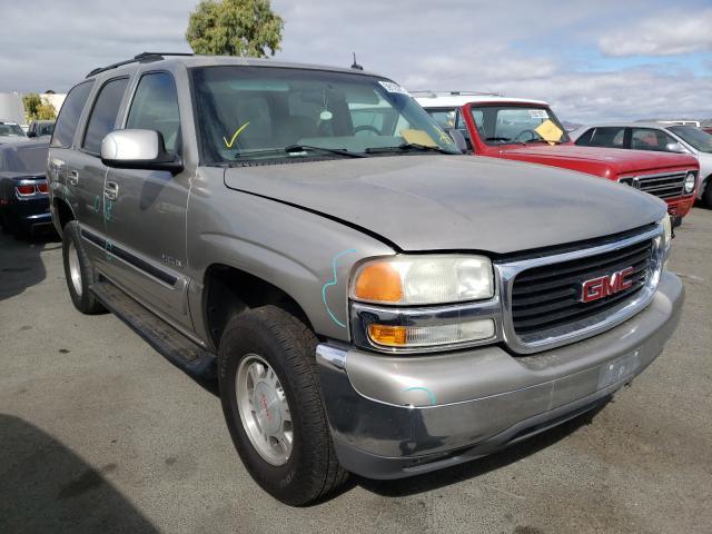 Vehiculos salvage en venta de Copart Martinez, CA: 2002 GMC Yukon