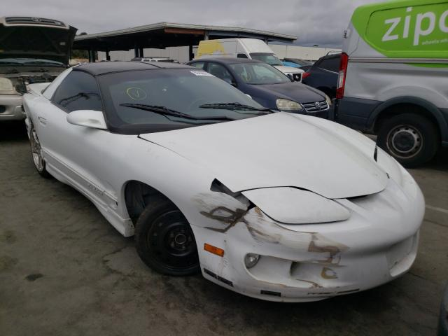 Pontiac salvage cars for sale: 2002 Pontiac Firebird