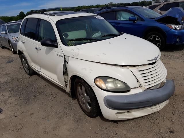 Chrysler PT Cruiser salvage cars for sale: 2002 Chrysler PT Cruiser