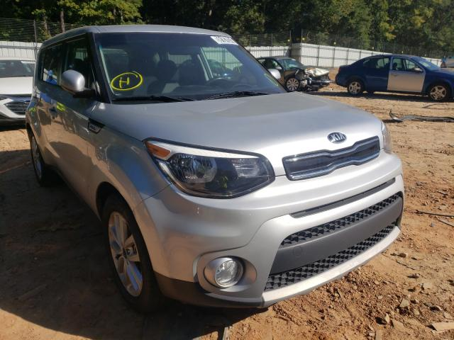 Salvage cars for sale from Copart Austell, GA: 2019 KIA Soul +
