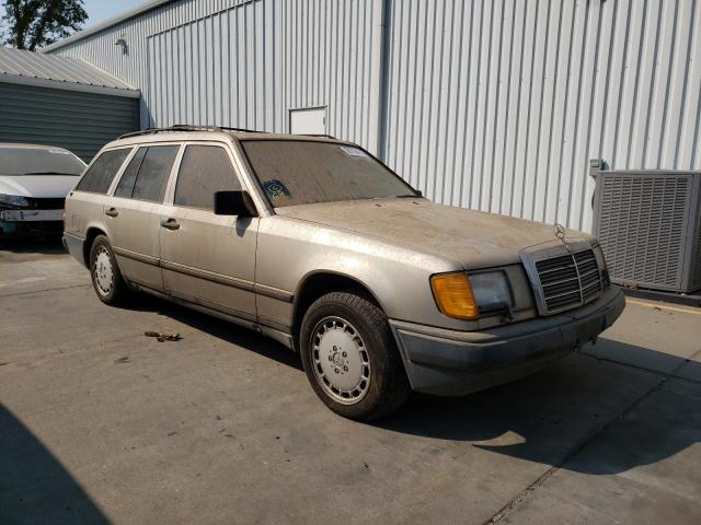 Salvage cars for sale from Copart Sacramento, CA: 1988 Mercedes-Benz 300-Class