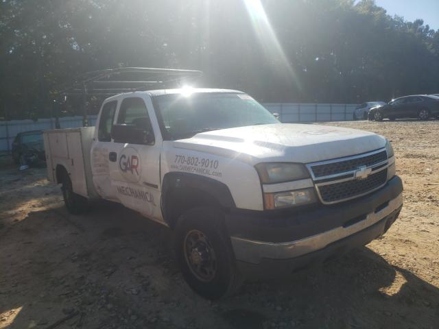 Salvage cars for sale from Copart Austell, GA: 2005 Chevrolet Silverado