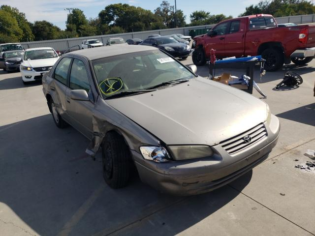 Vehiculos salvage en venta de Copart Wilmer, TX: 1999 Toyota Camry CE