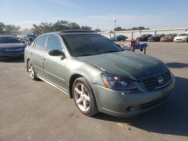 Vehiculos salvage en venta de Copart Wilmer, TX: 2005 Nissan Altima SE