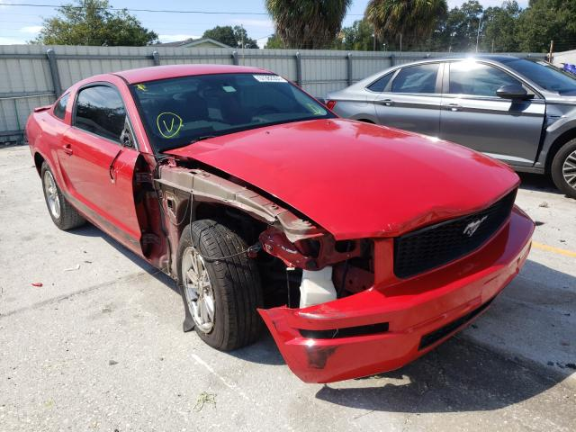 Ford salvage cars for sale: 2009 Ford Mustang